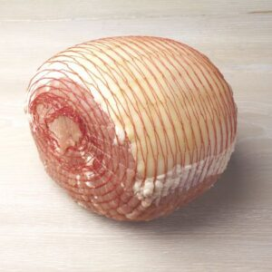 Whole Unsmoked Horseshoe Gammon