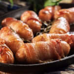 Wiltshire Bacon Pigs in Blankets