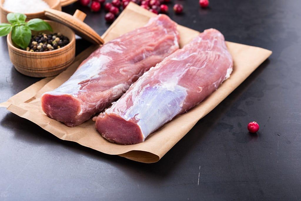 Wiltshire Bacon Pork Loin