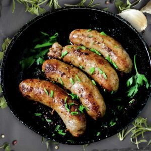 Wiltshire Bacon Traditional Sausages